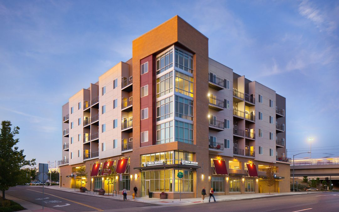 Yale Station Senior Affordable Apartments