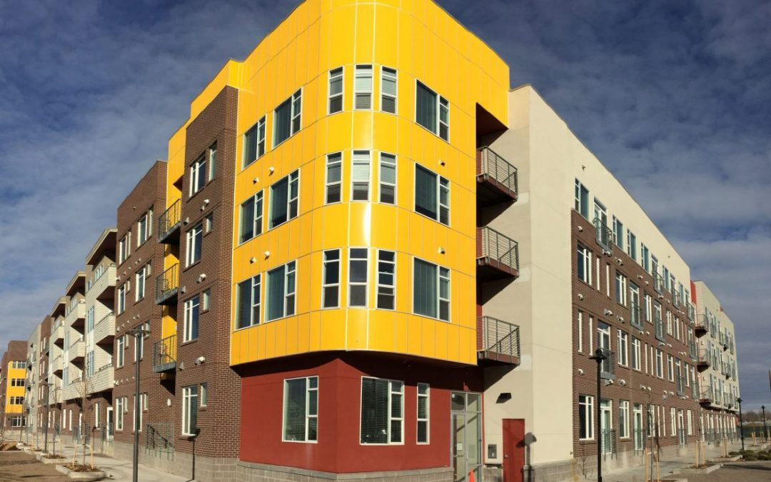 1050 South Broadway Apartments