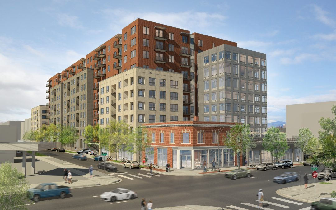 The UPTOWN MIXED USE DEVELOPMENT