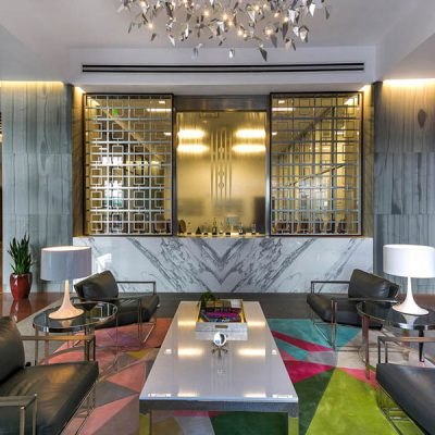 1600 Glenarm Apartments Amenity Renovation
