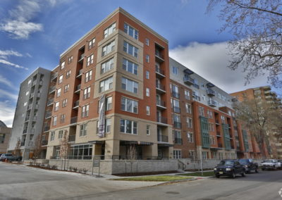 Amaranth Apartments