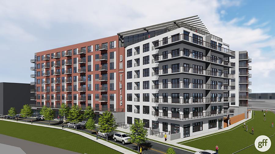 Denargo Apartments Phase 3