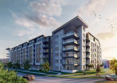 DTC Union Apartments