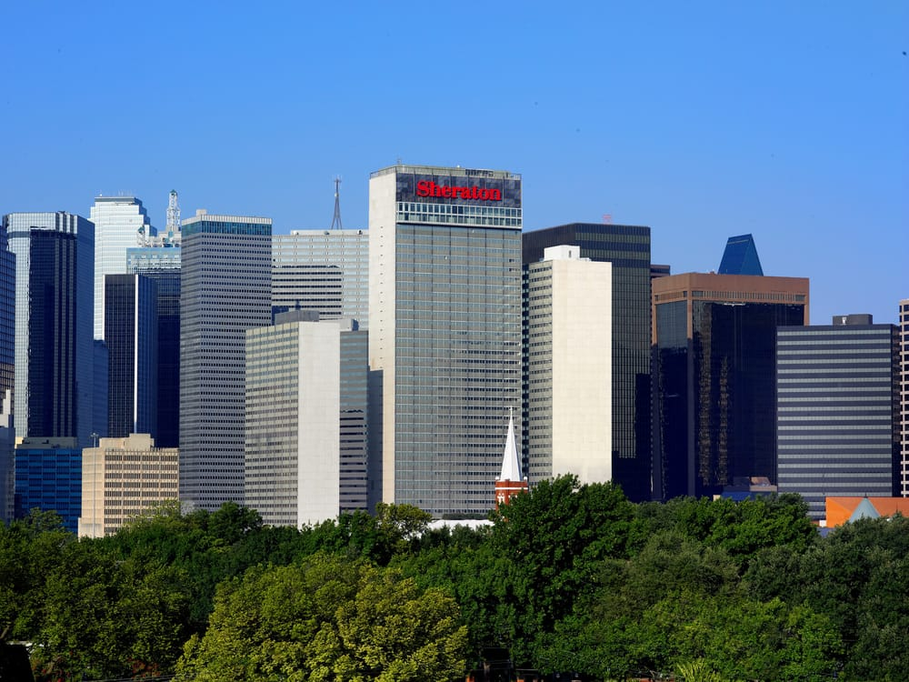 Sheraton Dallas Downtown