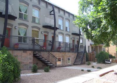 Baker Commons Condominiums