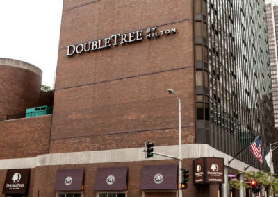 Double Tree One Magnificent Mile Chicago
