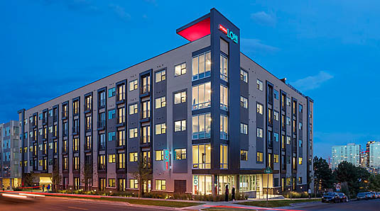 LOHI City View Apartments