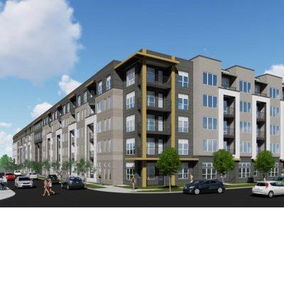 West Line Village – Traverse Apartment Building