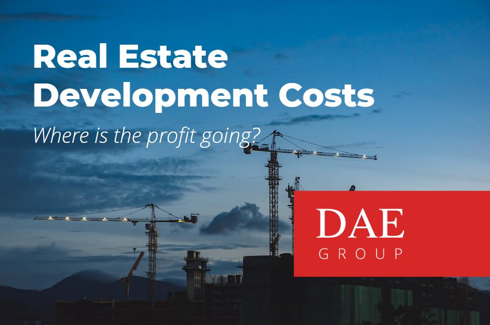 real estate development cost breakdown
