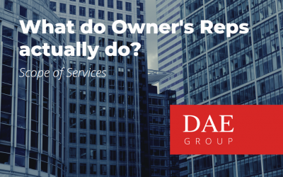 Owner's Representative Scope of Services