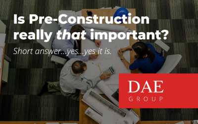 What is Pre-Construction, and why is it important?
