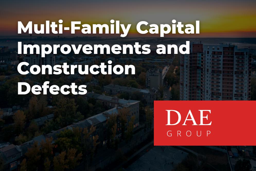 multifamily capital improvements