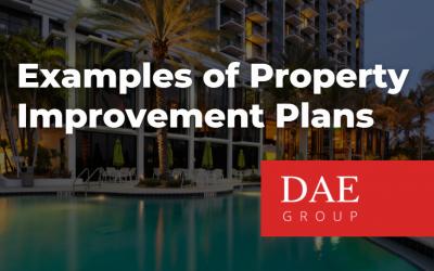 Property Improvement Plan Examples